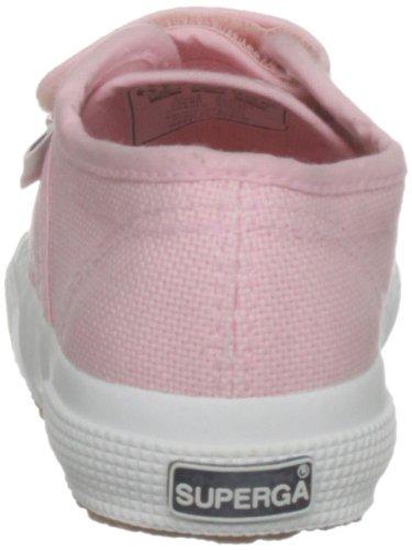 Superga 2750 Jvel Classic, Sneakers Basses mixte enfant Rose (915 Pink)