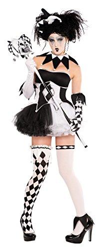 Christy's Tricksterina Halloween-Kostüm, Größe 42-42