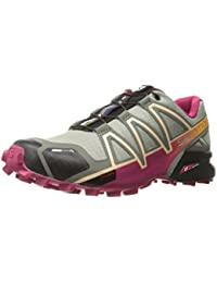 Salomon Damen Speedcross 4 Cs W Traillaufschuhe, Grün