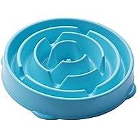 Mascota Diseño de la Pizza Anti - acuña Interactivo Lento Alimentador de la Diversión De silicona