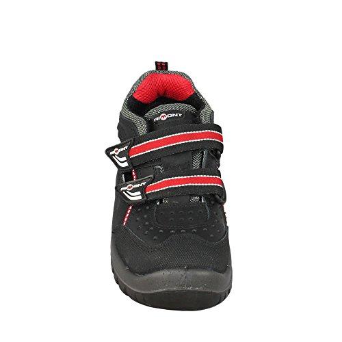 Aimont deneb s1P sRC chaussures berufsschuhe businessschuhe sandale chaussures de trekking noir Noir - Noir