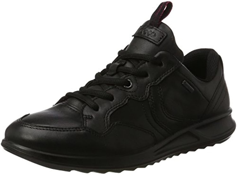 Hogan H236 Sneakers IN Metallic Leather Beige, Mujer. -