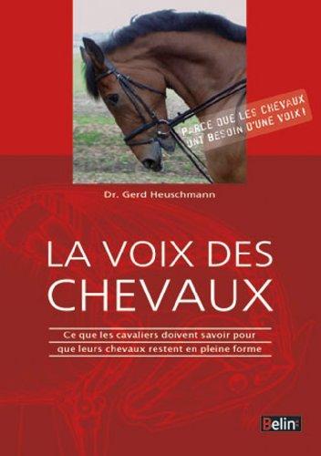 DVD la Voix des Chevaux