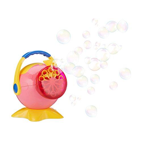 relaxdays-machine-a-bulles-canon-a-bulles-de-savon-design-helice-mariage-fete-concert-soiree-enfant-