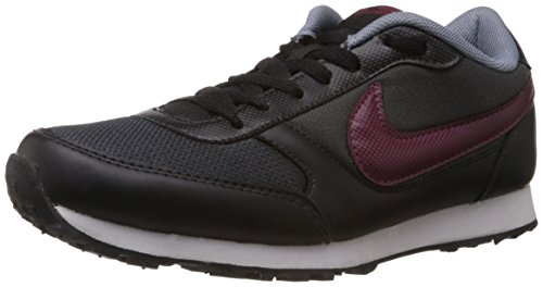 Nike Men's Eliminate Ii Black, Deep Garnet, Anthracite and White Mesh Running Shoes - 7 UK  available at amazon for Rs.1946