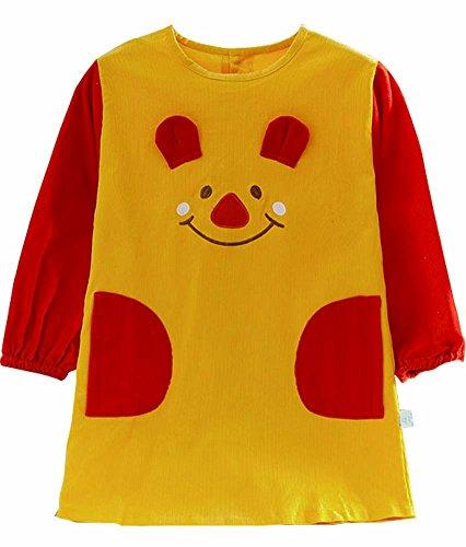r Küchen-Schürze Für Kinder essen Kleidung für Baby (Kleinkind Kittel Kostüme)