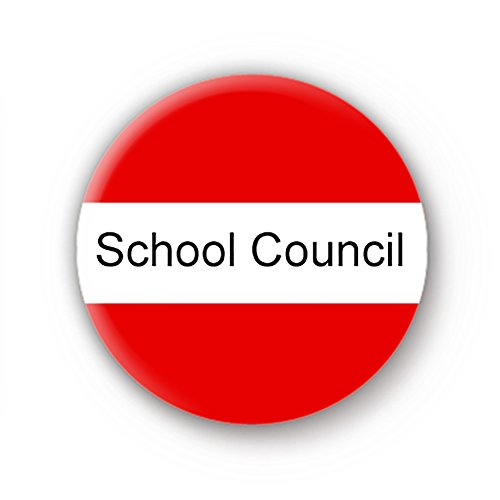 School Council Badge - Position - 1inch (25mm) School Button Pin Badge