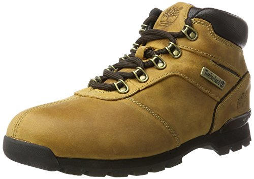 Timberland CA11VU Splitrock 2  Men   s Ankle Boots  Beige  Wheat   10 UK  44 1 2 EU