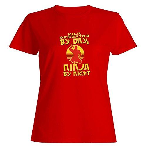 idakoos-kiln-operator-by-day-ninja-by-night-occupations-women-t-shirt