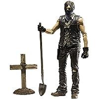 Walking Dead DEC150707 McFarlane Toys TV Series 9 Grave Digger Daryl Dixon Action Figure