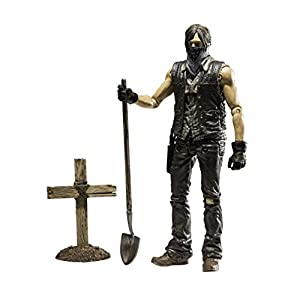 Walking Dead The Grave Digger Daryl Dixon Figura acción Standard