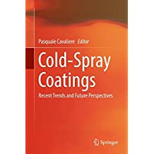 Cold-Spray Coatings: Recent Trends and Future perspectives