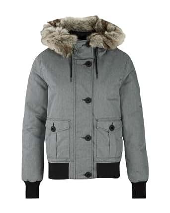 Bench Damen Jacke Jacke Tarnish B schwarz (black) X-Small
