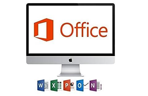 Microsoft Office 2016 für Macintosh Disk Version