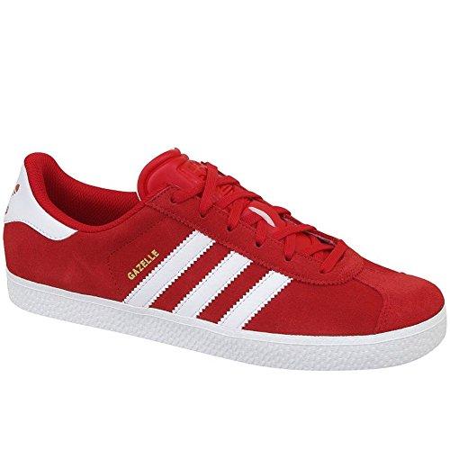 adidas Gazelle 2 J Scarlet White White 38 -