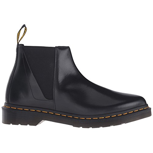 Dr.Martens Womens Bianca Smooth Chelsea Leather Boots