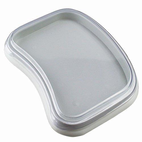 Earlywish 1 Plastikkasten-Kasten-Halter-Speicher für KLEINES Porzellan-Mischungs-Bewässerungs-nasses Fach (Fach-speicher-kasten)
