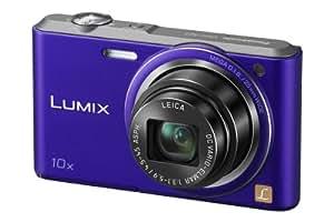 """Panasonic Lumix DMC-SZ3EF-V Appareil photo numérique Taille d'écran 2,7""""  (6,7) Zoom optique 10x Violet"""