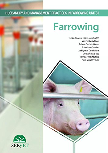 Husbandry and management practices in farrowing units I. Farrowing - Veterinary books - Editorial Servet por Aa.Vv.