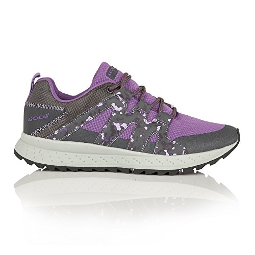 Gola, Sneaker donna Purple/Charcoal