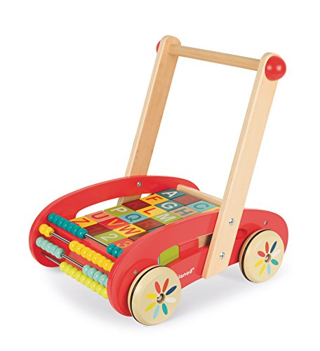 Janod-J05379-Chariot-Bois-ABC-Buggy-Tatoo-30-cubes
