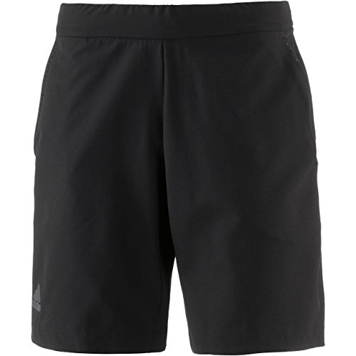 adidas Herren Barricade Bermuda Shorts, Black, - Shorts Herren Adidas Tennis