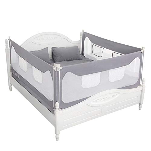 Baby Bettgitter Baby-bruchsicherer Zaun Baby-Kinderbett-Zaun-Bettgitter Tragbare Und Faltbare Bettgitter
