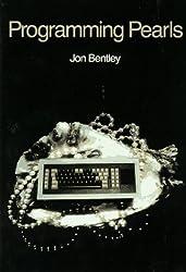 Programming Pearls (ACM Press) by Jon Louis Bentley (1986-01-01)