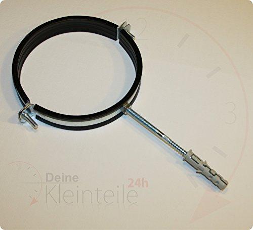 Deine-Kleinteile-24 Colliers de Serrage étage Vis Chevilles Rotule Colliers de Serrage Colliers PEX Grelot, 1 1/2\
