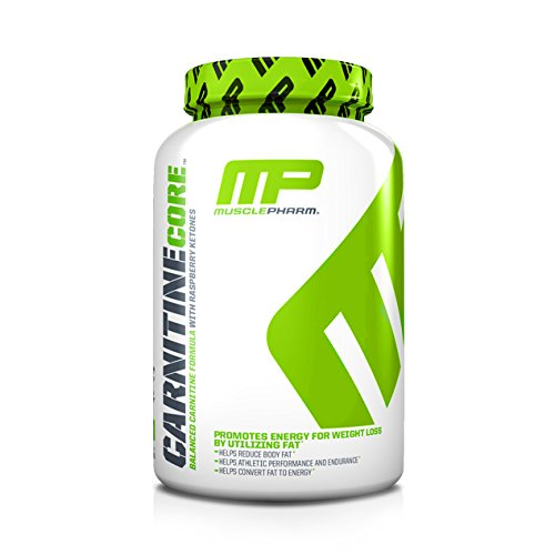 MusclePharm Carnitine Core Capsules 60 Kapseln (Core-lager)