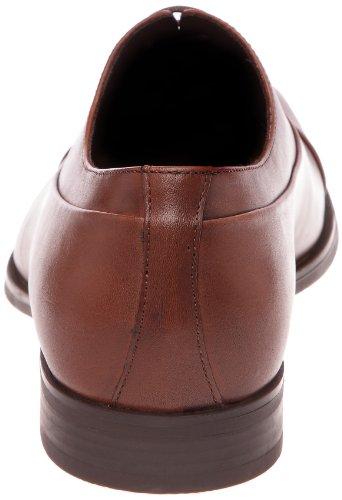 Geox Uomo Albert U24W3D00043C6000, Scarpe stringate basse classiche uomo Marrone (Braun (brown C6000))