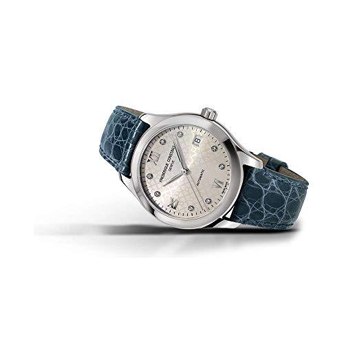 Frederique Constant orologio donna classic automatico diamanti FC-303LGD3B6