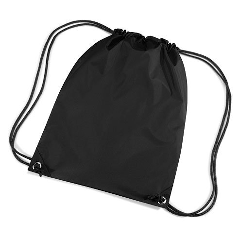 Bagbase Gymsac in Black