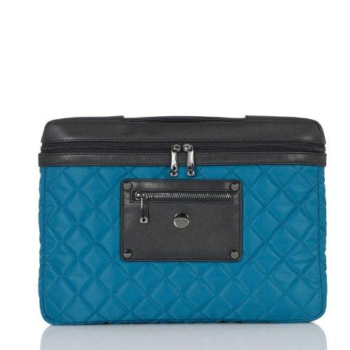 Knomo  Slim Small,  Damen Laptop-Tasche , Blau - Dragon Fly Blue - Größe: Small (Knomo Laptop-taschen)