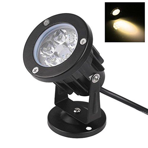 Bloomwin Foco Proyector Exterior Foco LED Lámpara Luz blanco calido IP65 220V...
