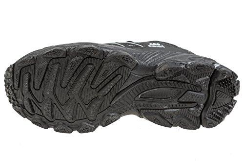 GIBRA® Sportschuhe, sehr leicht und bequem, schwarz/grau, Gr. 36-41 Schwarz/Grau