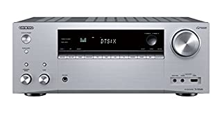 Onkyo TX-NR686-S - Receptor A/V multicanal, Color Plata (B07B5649B1) | Amazon price tracker / tracking, Amazon price history charts, Amazon price watches, Amazon price drop alerts