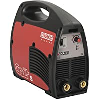 SOLTER - COTT 195 SE Superboost (240 V) Soldador Inverter Electrodos MMA Potencia 200A, 4Kg