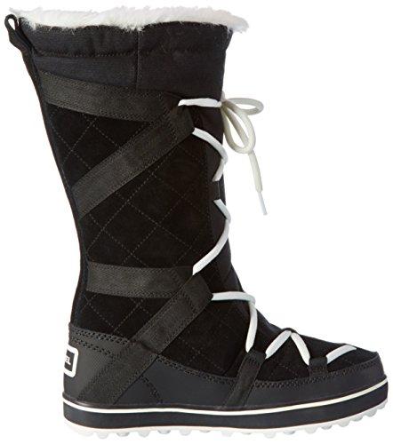 SorelGlacy Explorer - Stivali donna Nero (Black)
