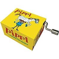 Fridolin–58346–Caja de música–Hey–Pippi Calzaslargas