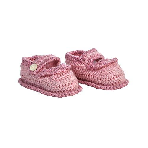 chiaraluna , Baby Mädchen Krabbelschuhe & Puschen 12 months up to 12 Kgs 86 cm