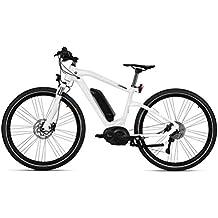 Original BMW Cruise e-Bike bicicleta eBike modelo 2016 Frozen Brilliant White / Black tamaño: S