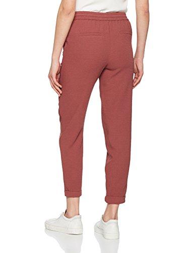 ONLY Damen Hose Onlmadeline Track Pants Otw Rot (Wild Ginger)
