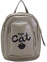 f829cb4a6271 DESENCE Girls   Kidds Stylish Backpack for College Travel Picnic Tution -  Solid