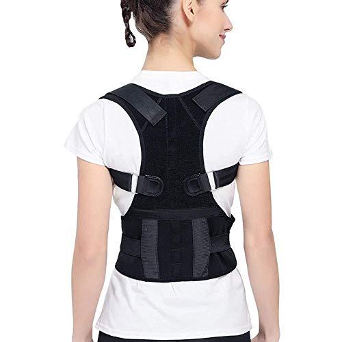 LPHPR Geradehalter zur Haltungskorrektur für Frauen und Männer Haltungstrainer Magnetfeldtherapie Physiotherapie Massage Bandscheibenvorfall
