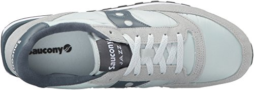 Saucony - Jazz Original - Chaussures de Cross - Femme Grey/Slate