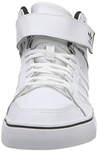 adidas Varial Ii Mid, Sneakers Hautes Homme Blanc (Ftwr White/Ftwr White/Core Black)