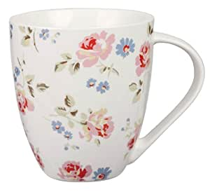 Cath Kidston Cut Roses Crush Mug, Fine China