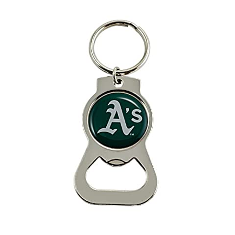 MLB Oakland Athletics Bottle Opener Key