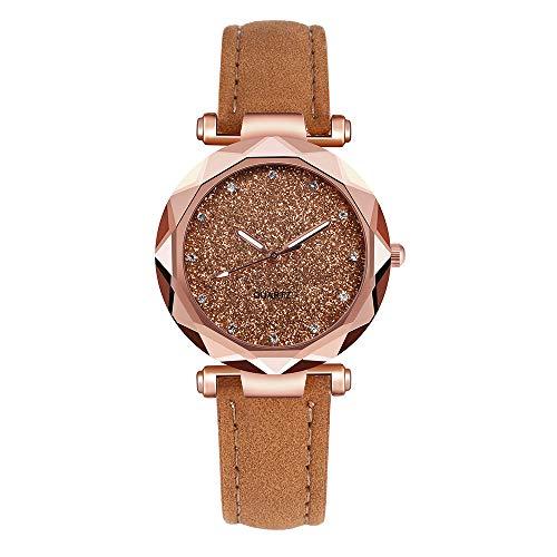 Uhren Damen Armbanduhr Mode Analog Quartz Uhr Frauen Rhinestone Watch Bracelet Watch Casual Luxus Uhrenarmband Exquisit uhr ABsoar